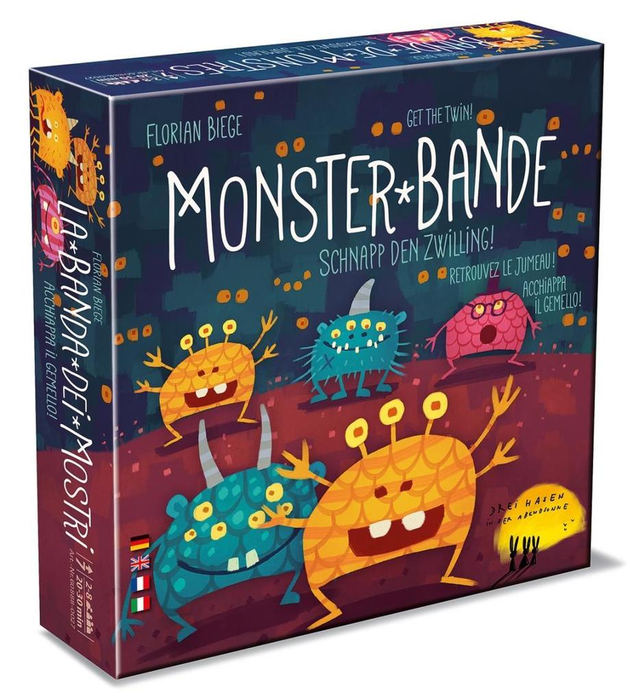 Monster-Bande als sonstige Artikel