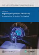 Magneto-Hydrodynamische Fokussierung.