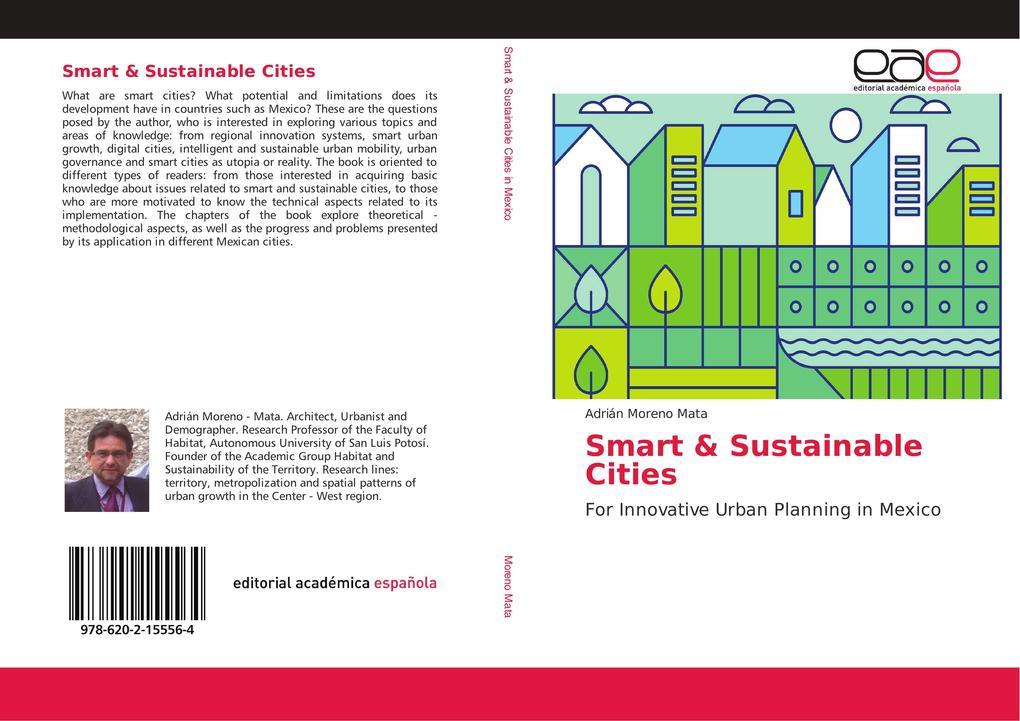 Smart & Sustainable Cities als Buch von Adrián ...