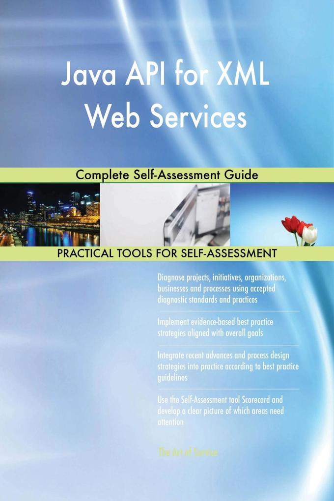 Java API for XML Web Services Complete Self-Ass...