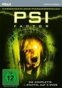 PSI Factor - Chroniken des Paranormalen, Staffel 1