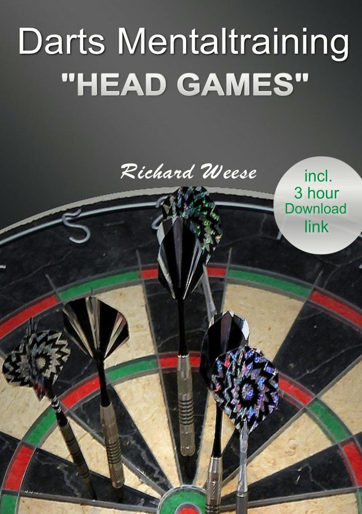 Darts mentaltraining Head Games als eBook Downl...