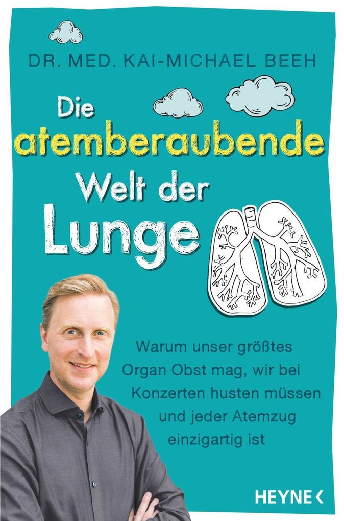 Die atemberaubende Welt der Lunge als Buch