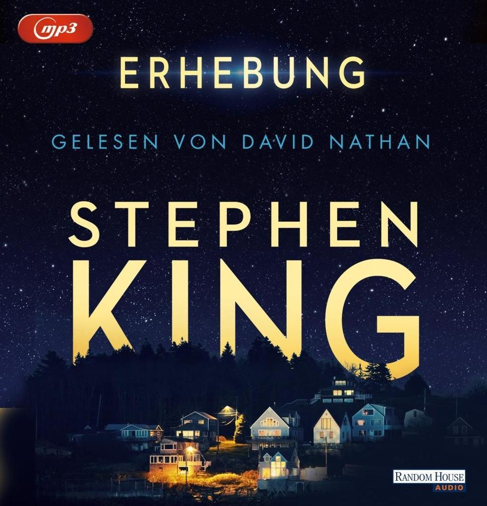 King, S: Erhebung als Hörbuch
