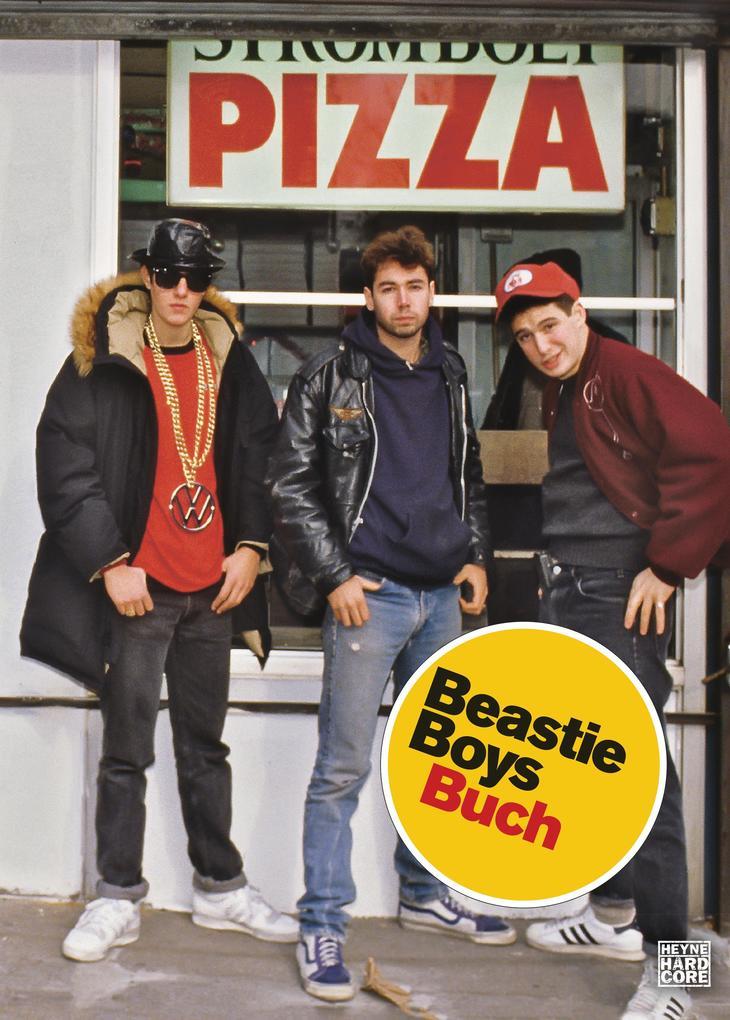 Beastie Boys Buch als Buch