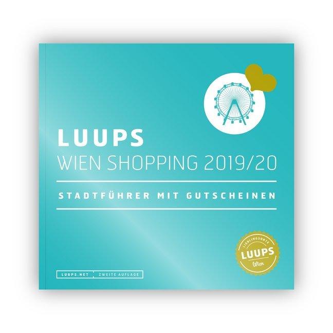 LUUPS Wien Shopping 19/20 als Buch von Karsten ...
