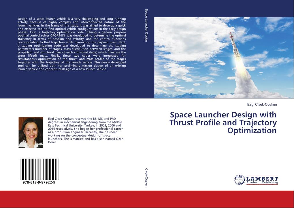 Space Launcher Design with Thrust Profile and T...
