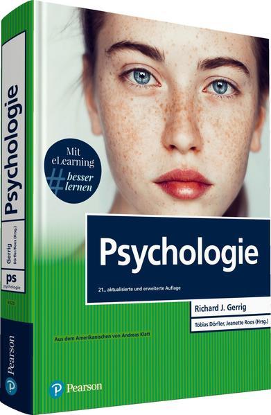 Psychologie als Buch von Richard J. Gerrig