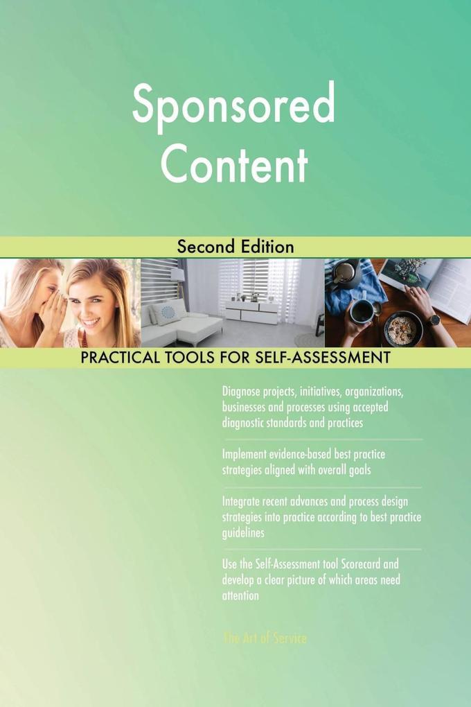 Sponsored Content Second Edition als eBook Down...