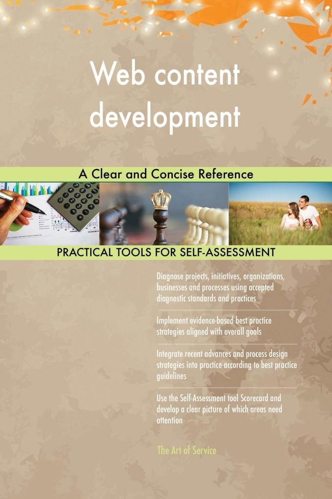 Web content development A Clear and Concise Ref...