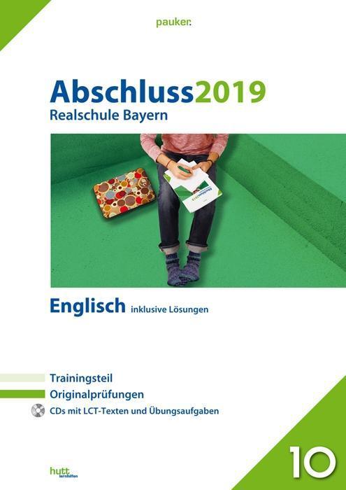 Abschluss 2019 - Realschule. Englisch. Bayern a...