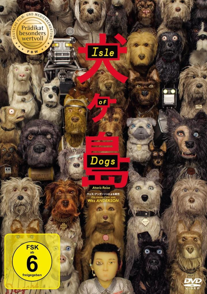 Isle of Dogs - Ataris Reise als DVD