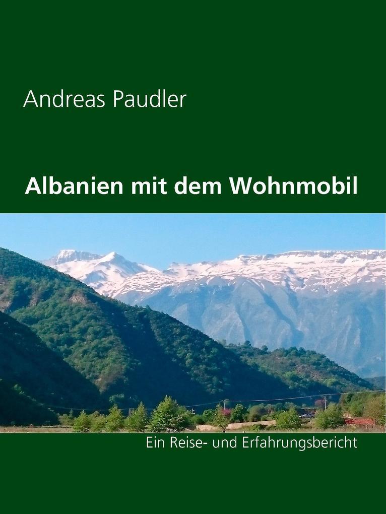 Albanien mit dem Wohnmobil als eBook Download v...
