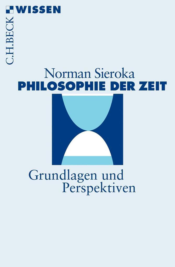 Philosophie der Zeit als eBook