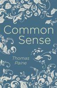 Common Sense als Taschenbuch