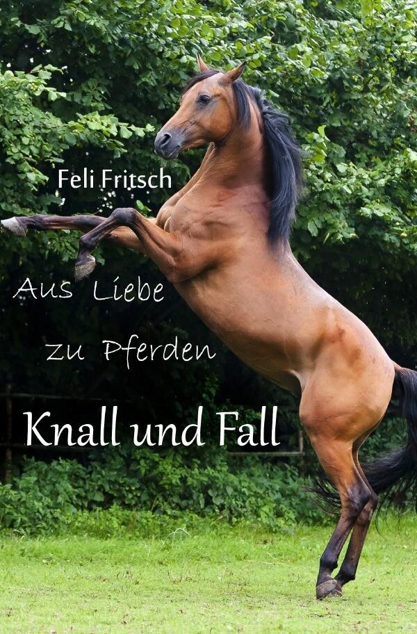 Aus Liebe zu Pferden - Knall und Fall als Buch