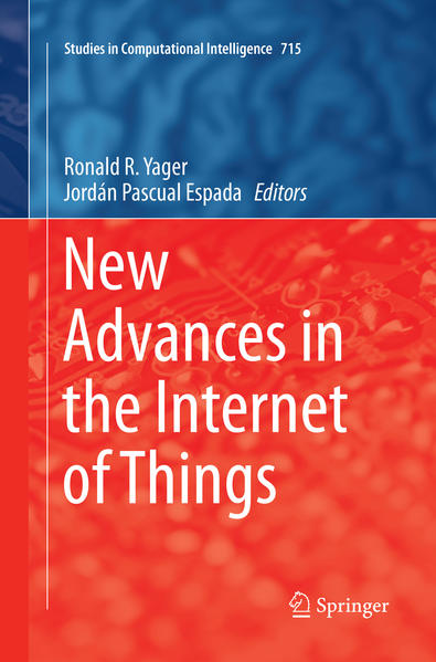 New Advances in the Internet of Things als Buch...