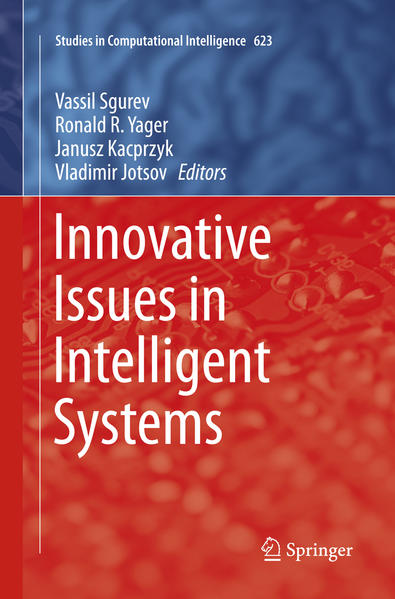 Innovative Issues in Intelligent Systems als Bu...