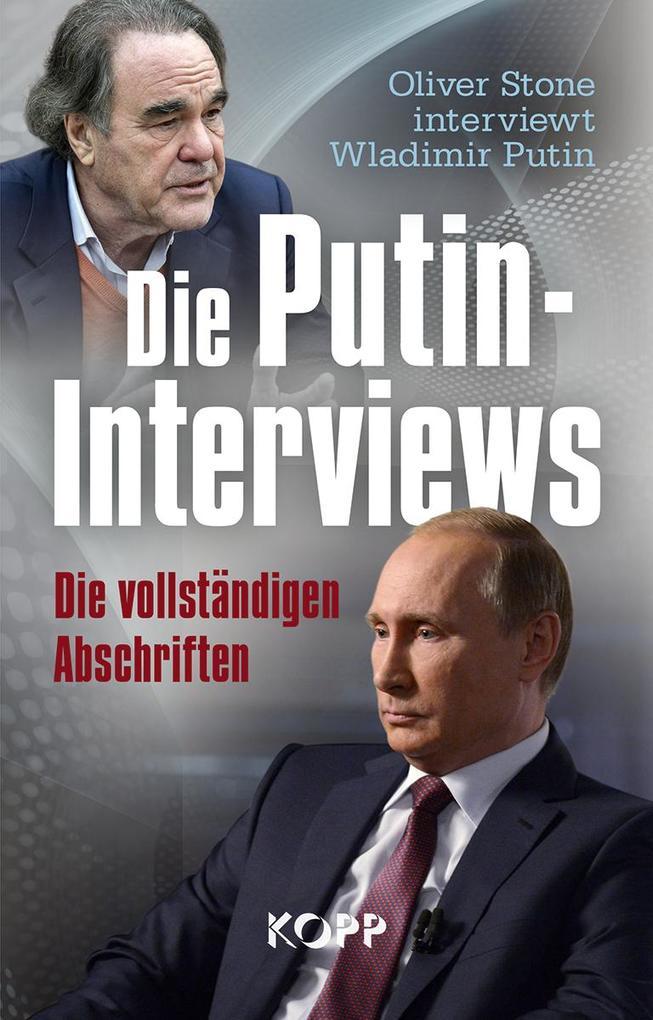 Die Putin-Interviews als Buch