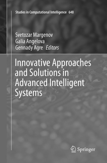 Innovative Approaches and Solutions in Advanced...