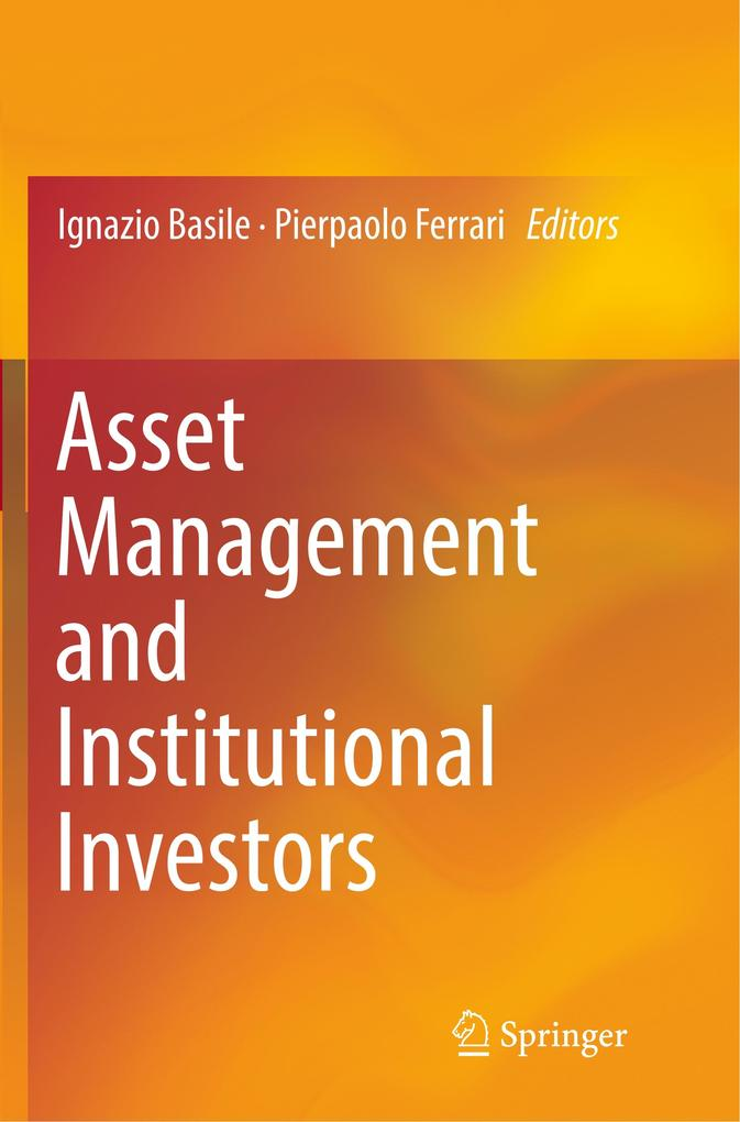 Asset Management and Institutional Investors al...