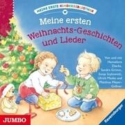 Meine Ersten Weihnachts-Geschichten Und Lieder.
