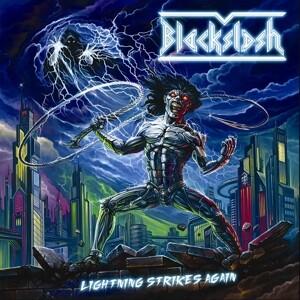 Lightining Strikes Again (Black Vinyl)