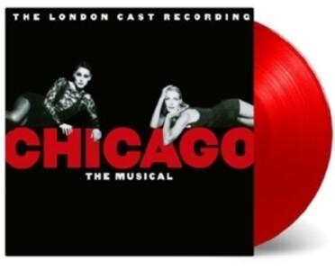 Chicago-1997 Musical London Cast (ltd rotes Viny