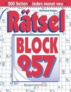 Rätselblock. Bd.257
