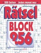 Rätselblock. Bd.256