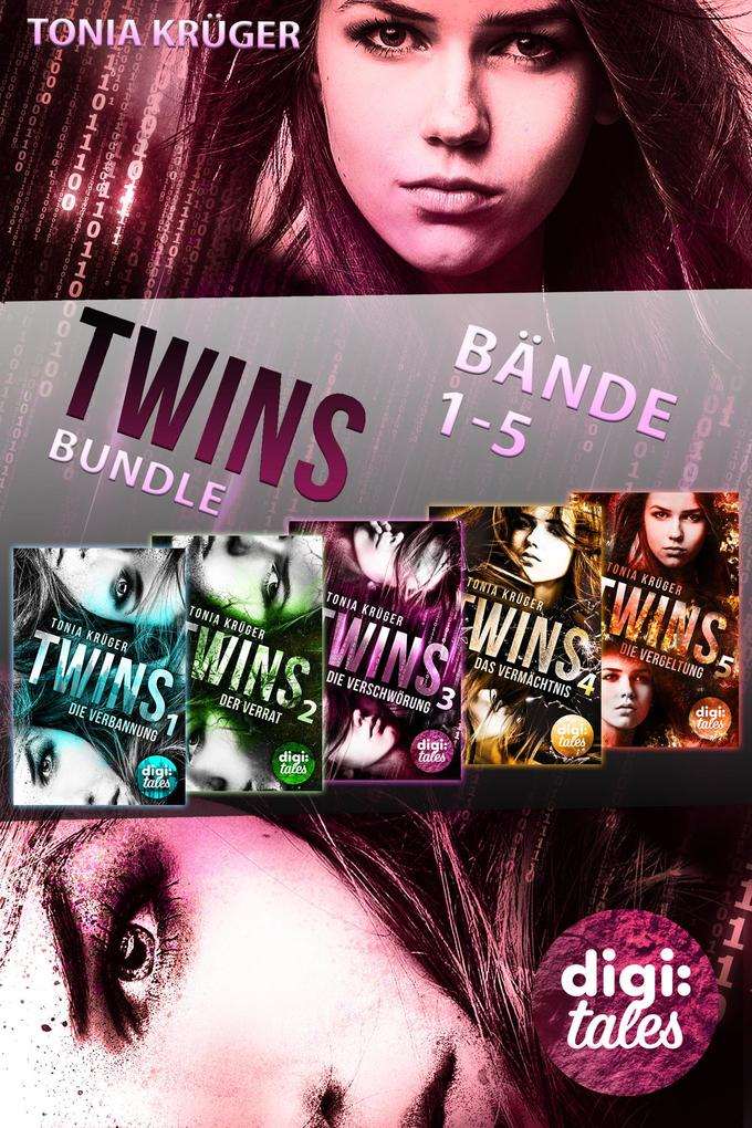 Twins Bundle (Bände 1 bis 5) als eBook