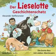 Der Lieselotte Geschichtenschatz - Die bunte Box mit sieben Abenteuern (Ungekürzte Lesung)