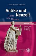 Antike und deutsche Dichtung