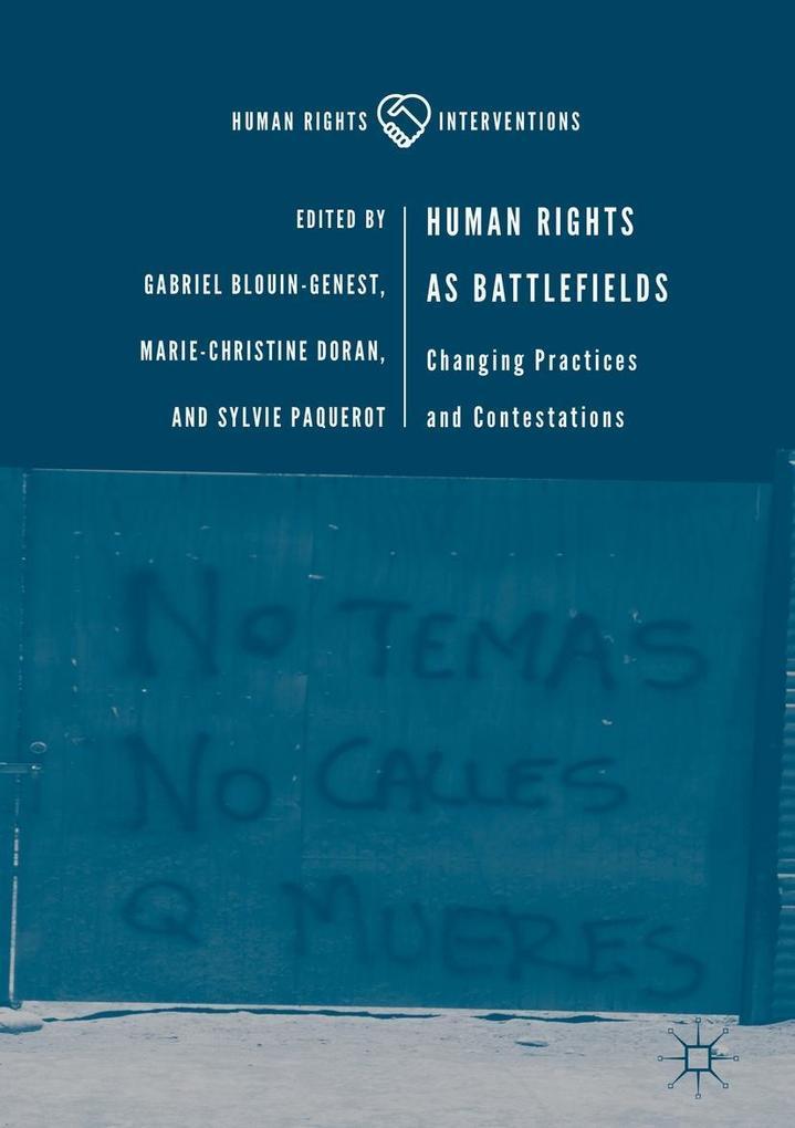 Human Rights as Battlefields als eBook Download...