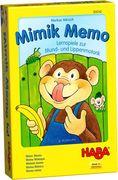 Mimik Memo - Lernspiele zur Mund- und Lippenmotorik