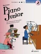 Piano Junior: Klavierschule 2