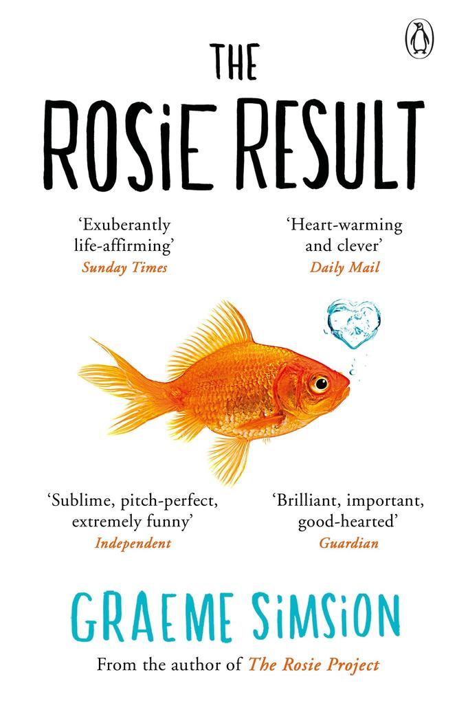 The Rosie Result als eBook