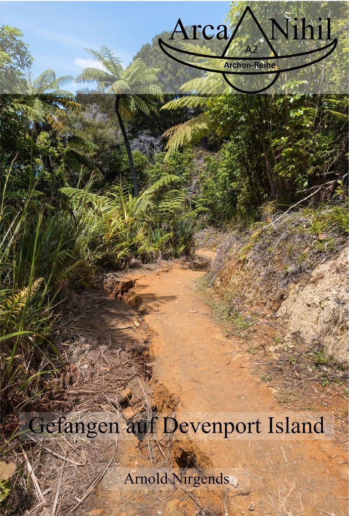 Gefangen auf Devenport Island als eBook