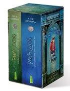 Percy Jackson erzählt: Griechische Sagen. Göttersagen und Heldensagen im Schuber