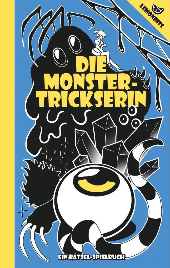 Die Monstertrickserin als Buch