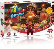 Puzzle Super Mario Odyssey Bowser's Castle, 500 Teile
