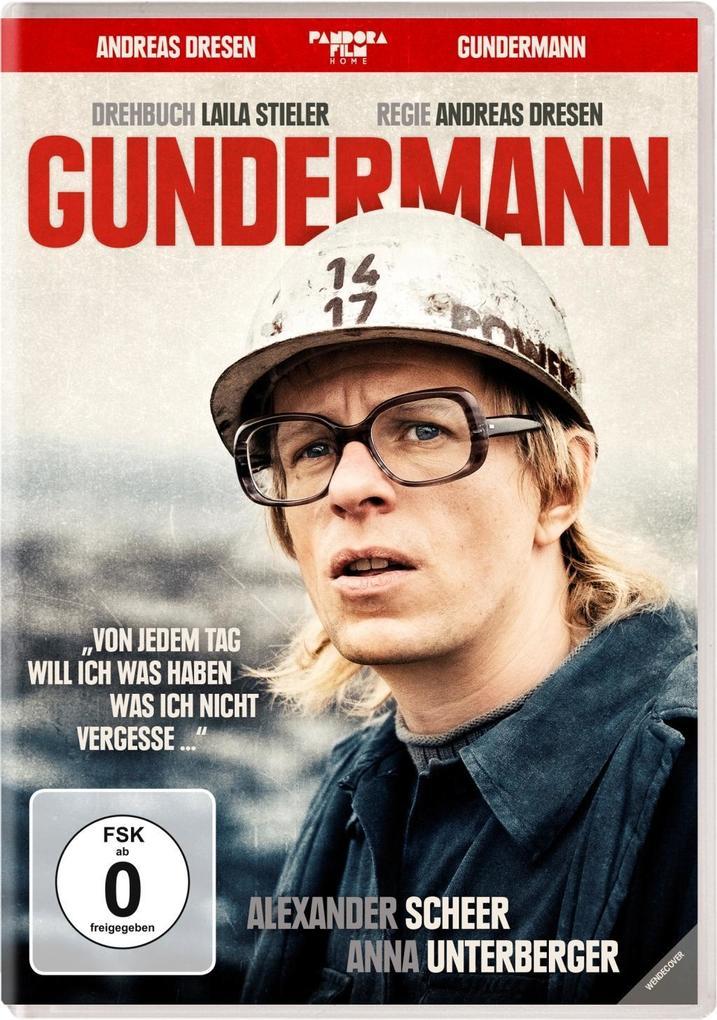 Gundermann als DVD
