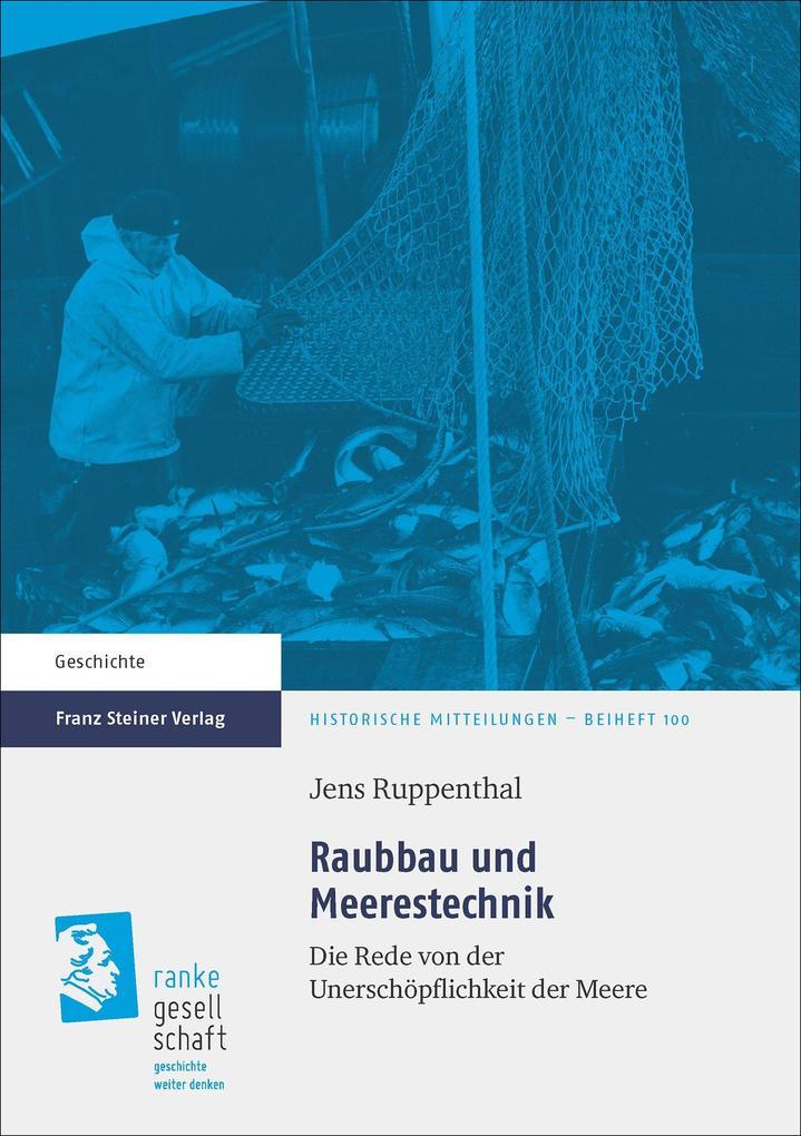 Raubbau und Meerestechnik als Buch