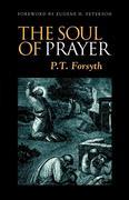 The Soul of Prayer