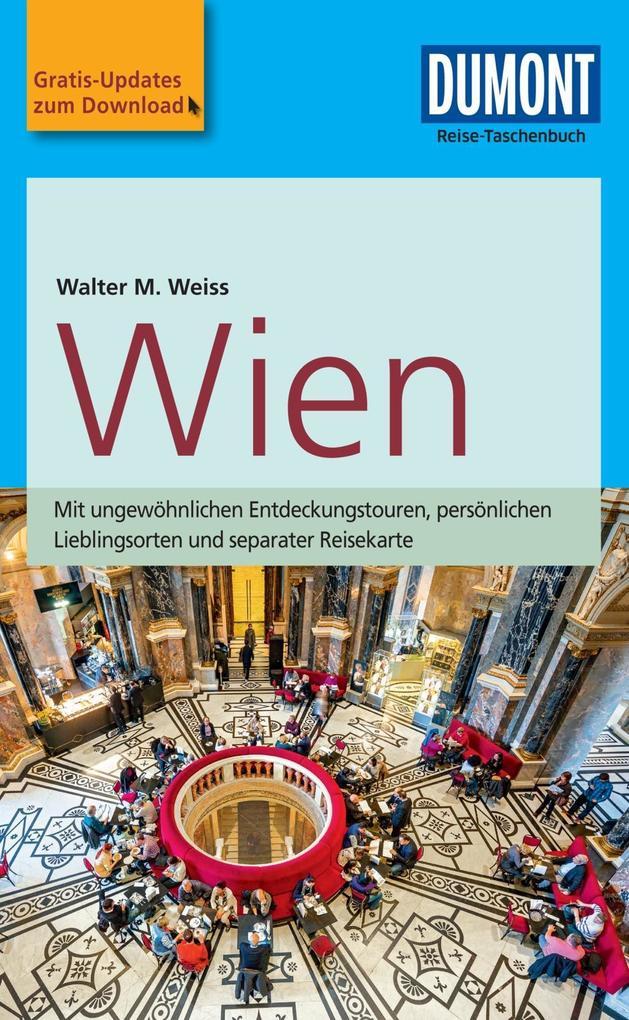 DuMont Reise-Taschenbuch Reiseführer Wien als eBook