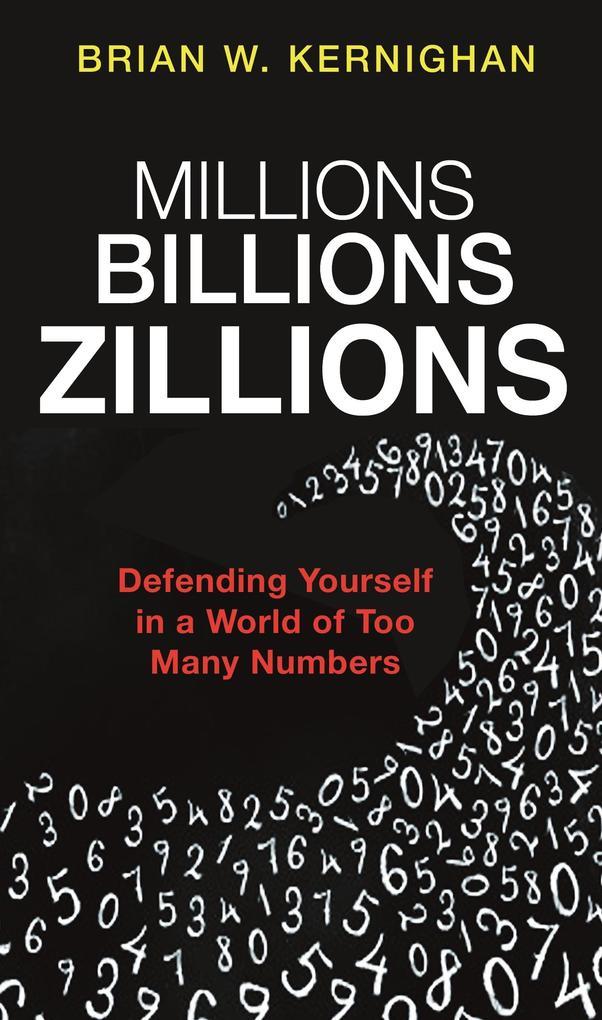 Millions, Billions, Zillions als eBook pdf
