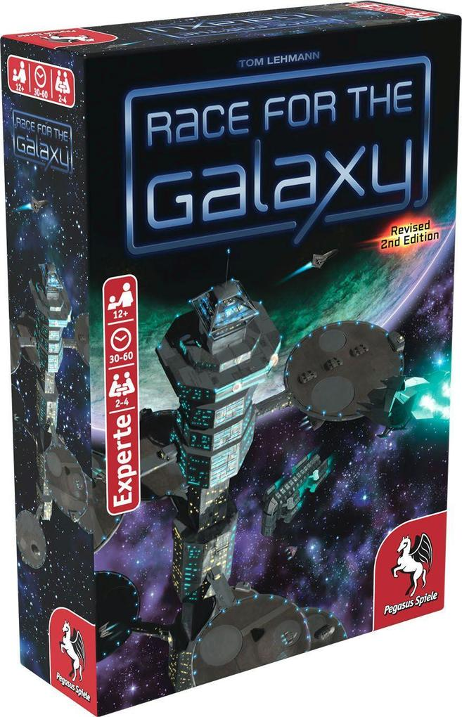 Race for the Galaxy als sonstige Artikel