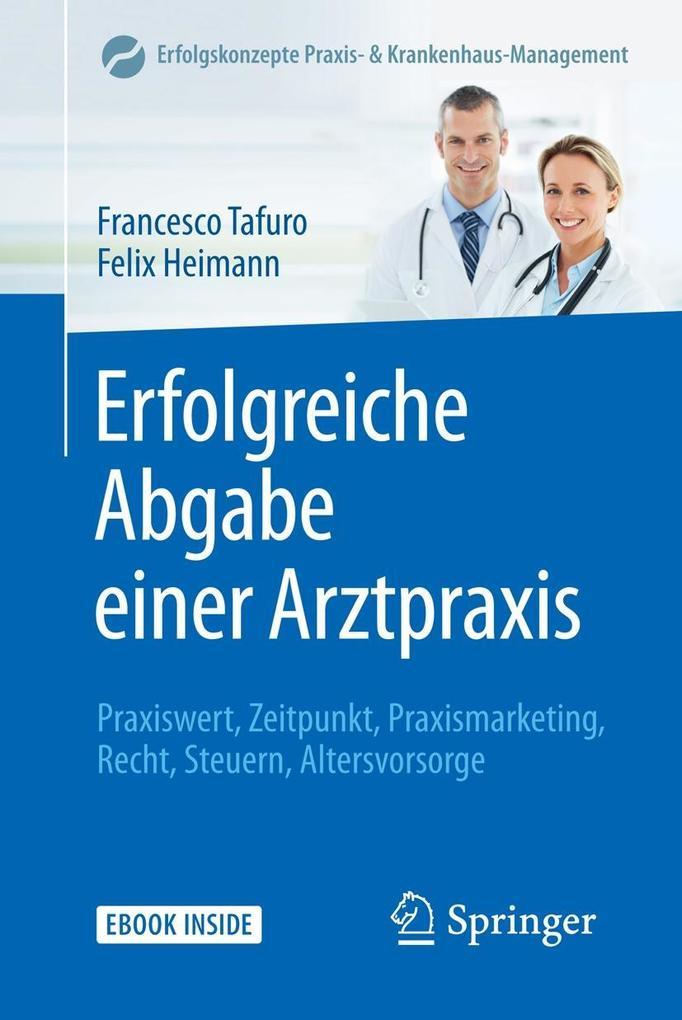 Erfolgreiche Abgabe einer Arztpraxis als eBook ...