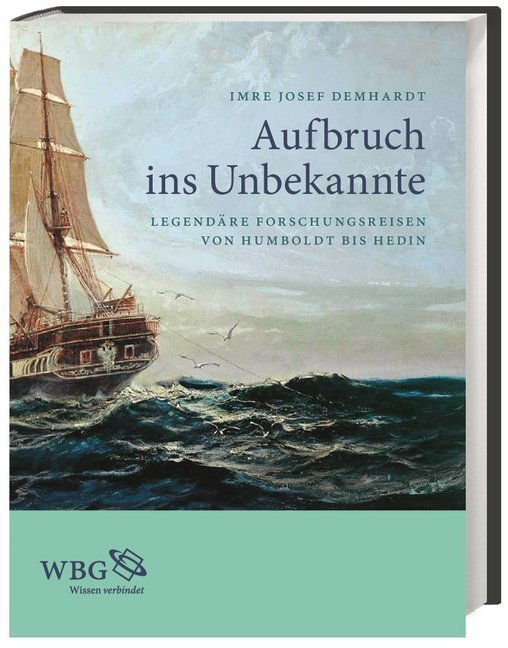 Aufbruch ins Unbekannte als Buch von Imre Josef...