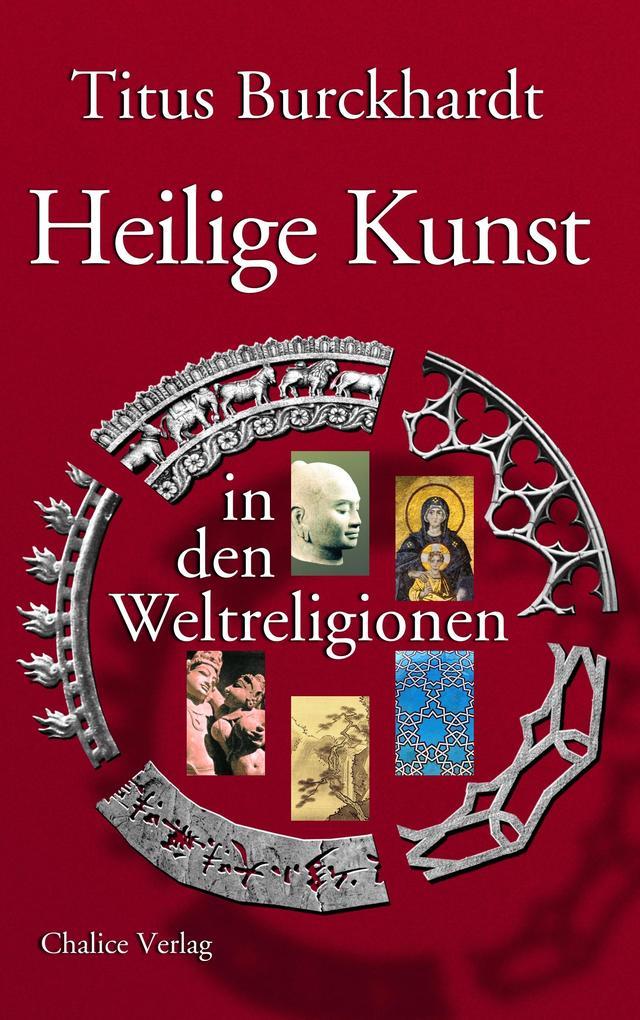 Heilige Kunst in den Weltreligionen als Buch